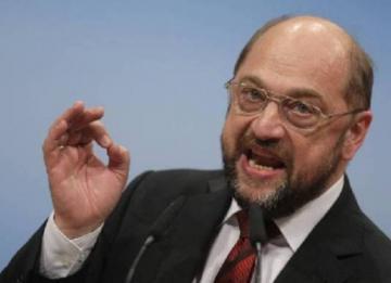 Εξώδικη διαμαρτυρία και μήνυση στον κ. Μάρτιν Σουλτς για απρεπείς προεκλογικές του δηλώσεις