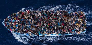 Μετανάστευση: Σκληρές εικόνες από το μέλλον που πλησιάζει ταχύτατα
