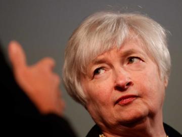 """Μετά από 5 χρόνια, η κα Yellen δημιουργεί """"ζήτημα επιτοκίων"""" για τις αγορές"""